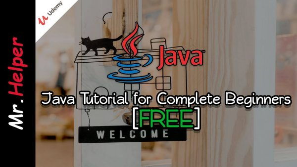 Udemy - Java Tutorial for Complete Beginners Featured Image