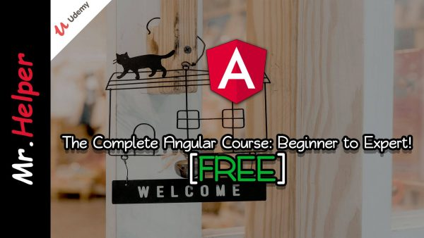 Udemy - The Complete Angular Course Beginner to Expert Featured Image