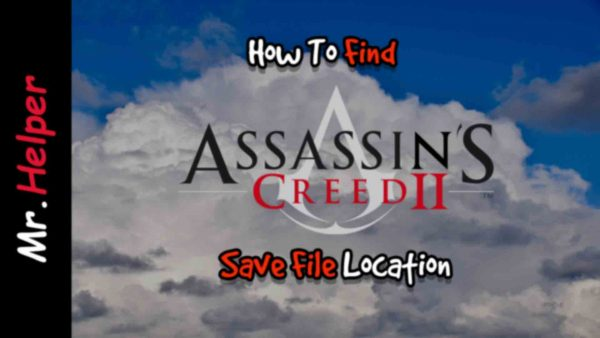 How To Find Assassin's Creed 2 Save File Location Featured Image