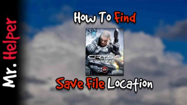 How To Find Crysis Warhead Save File Location Featured Image