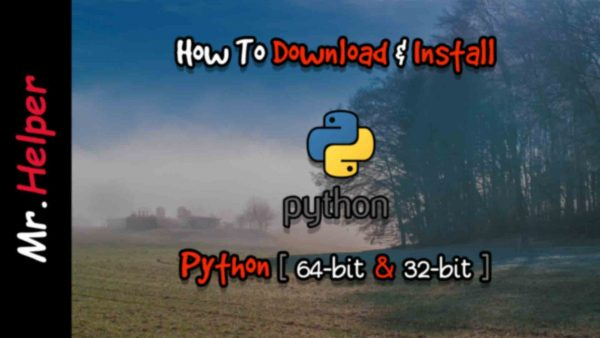 How To Download & Install Python Featured Image