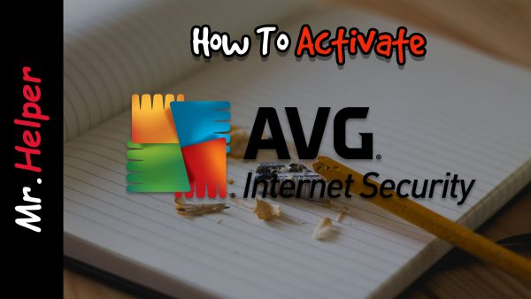 How To Activate AVG Internet Security Featured Image