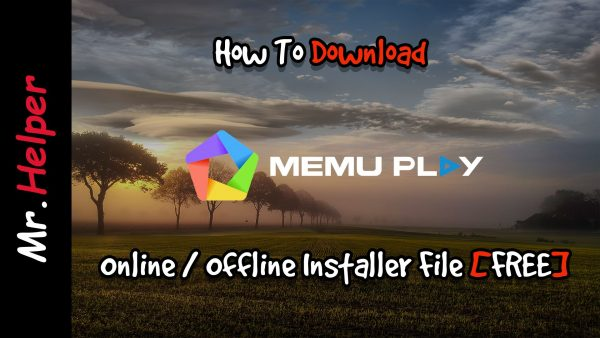 How To Download MEmu Emulator Featured Image