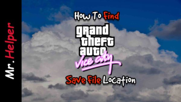 How To Find Grand Theft Auto Save File Location Featured Image