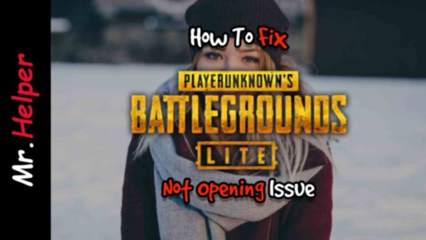 How To Fix PUBG Lite Not Opening Issue Featured Image