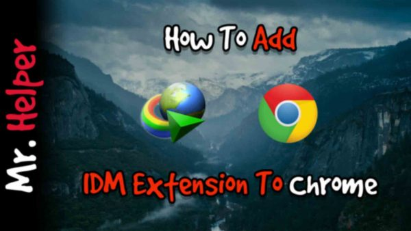 How To Add IDM Extension To Chrome Featured Image